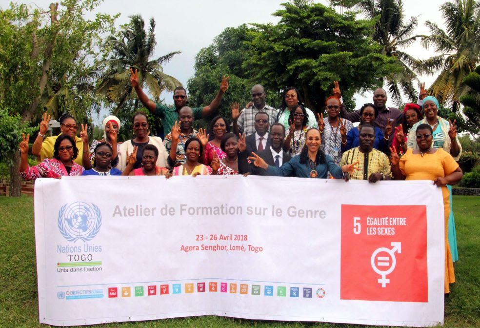 Togo UNCT- Gender-Training