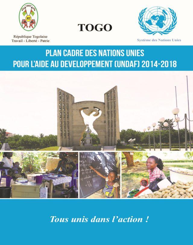 Plan cadre des Nations Unies pour l'aide au développement (UNDAF) 2014-2018