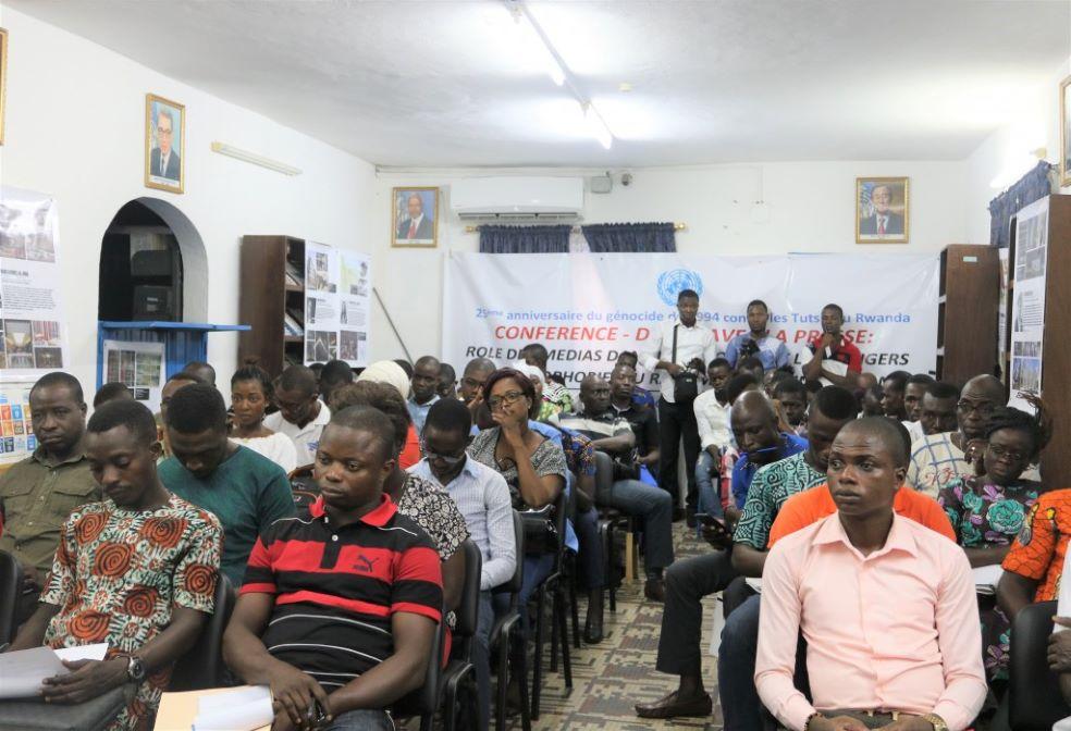 Commémoration du génocide rwandais: Le CINU Lomé organise un débat sur la prévention des conflits