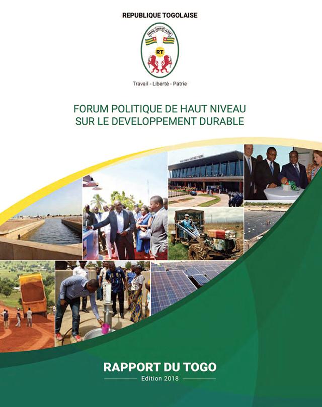 Forum politique de haut niveau sur le developpement durable