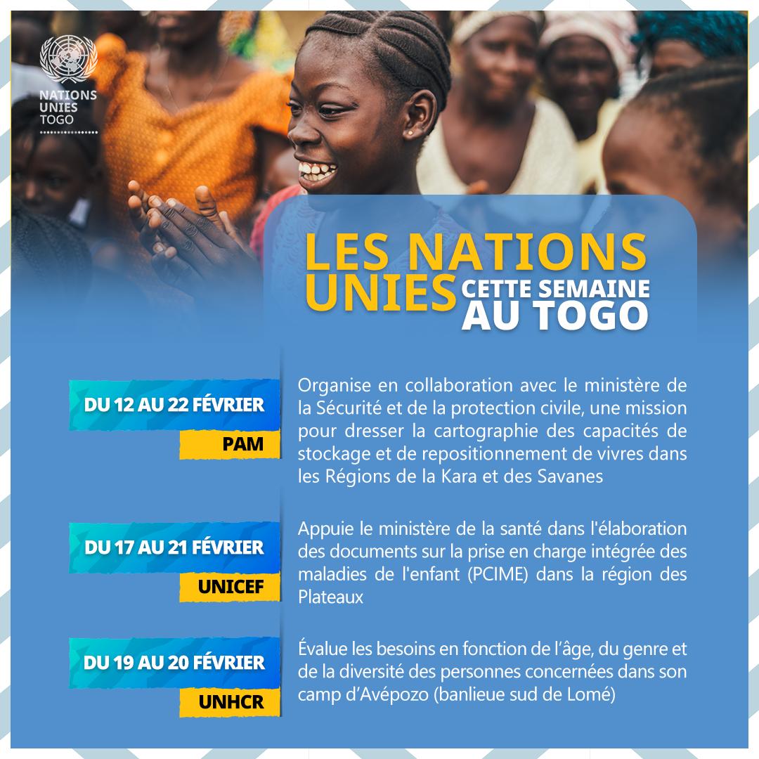UN Togo cette semaine