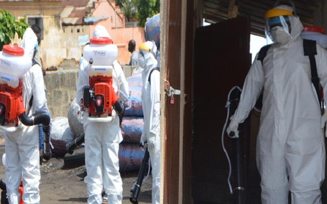 L'UNICEF aux côtés du Gouvernement Togolais contre la COVID-19