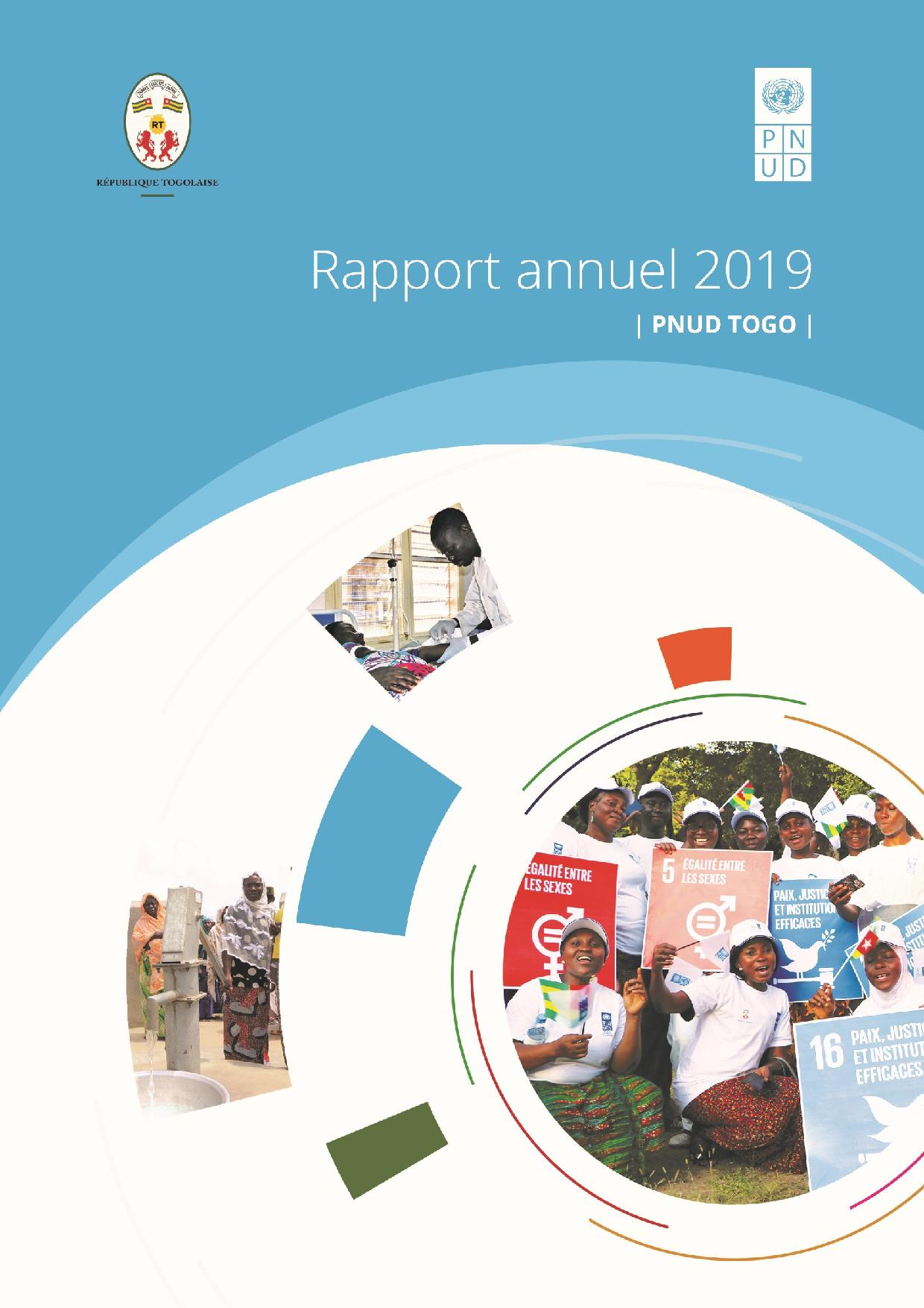 Rapport 2019 PNUD Togo