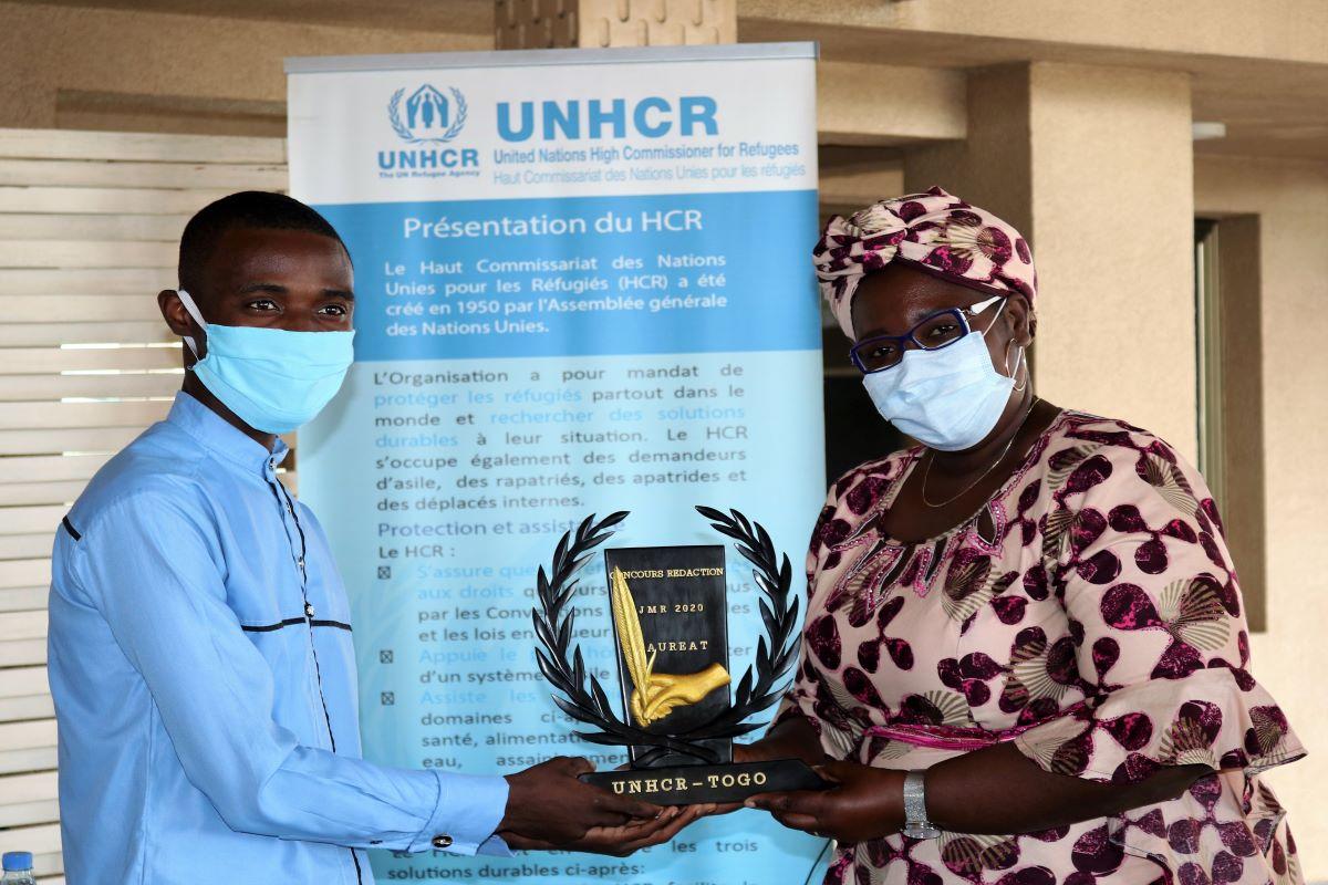 Journée mondiale des réfugiés au Togo: Le HCR prône l'inclusion économique des réfugiés