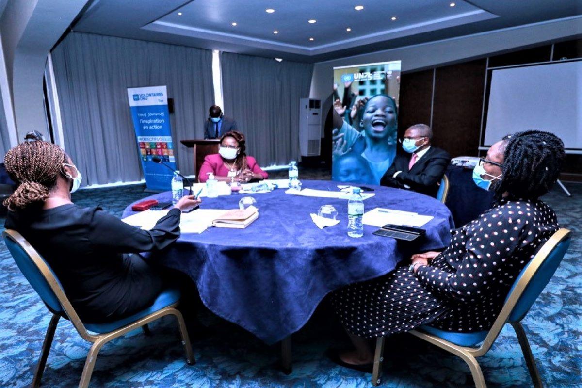 ONU75 au Togo: Le SNU et les médias échangent sur l'avenir