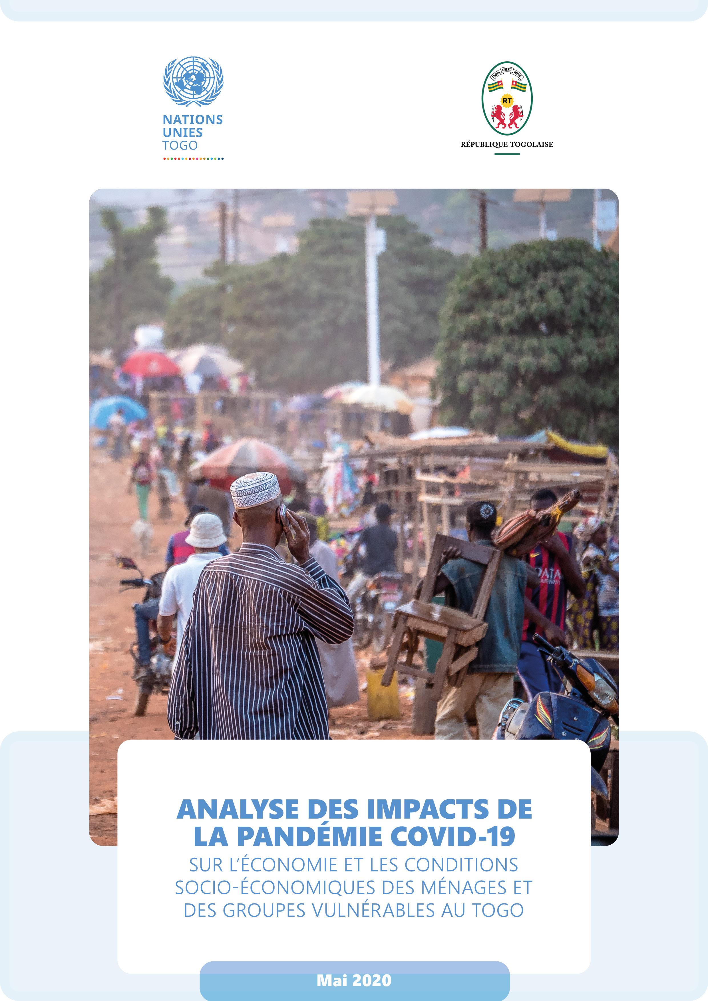 Analyse des impacts de la pandémie COVID-19
