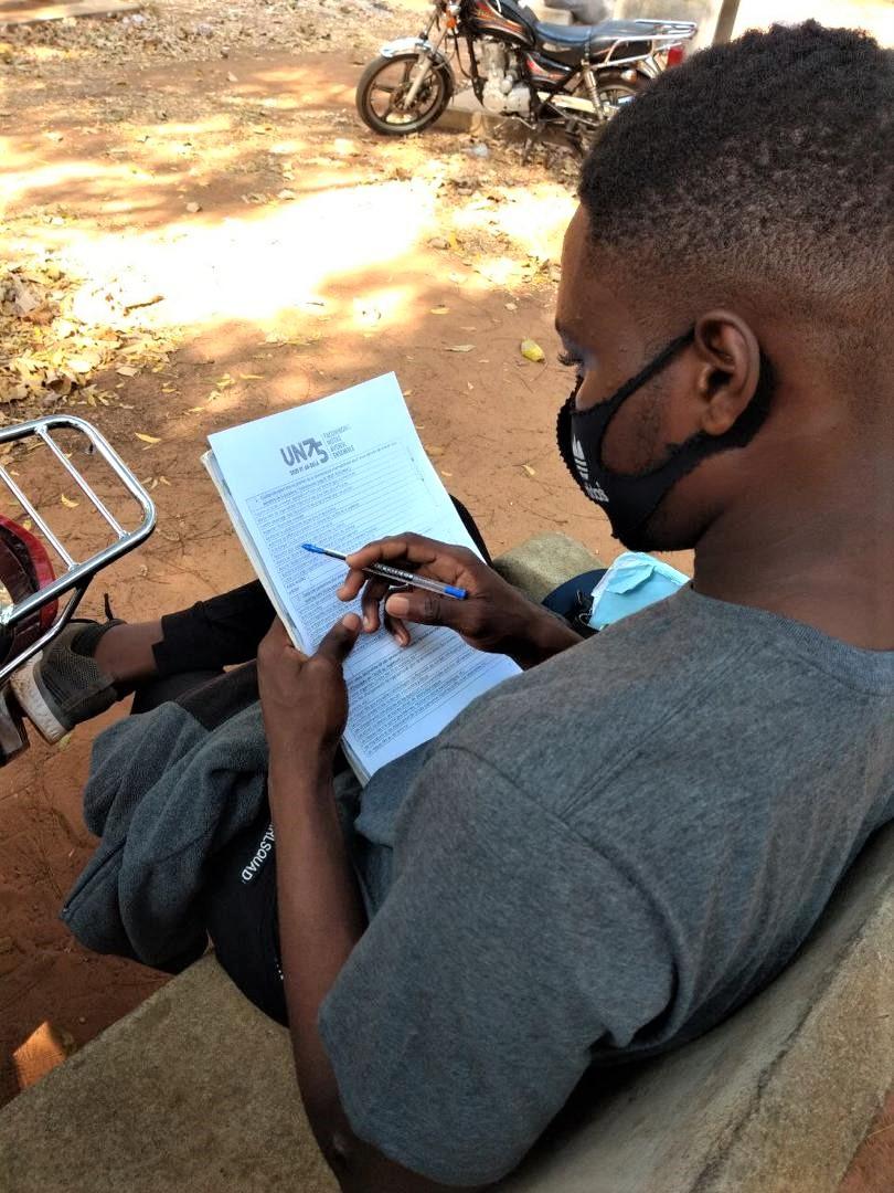 Les Togolais prennent part massivement à l'enquête UN75