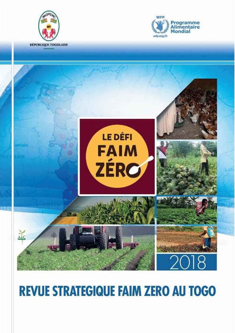 Revue Stratégique Faim Zéro au Togo (2018)