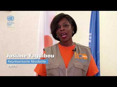 Les Nations Unies au Togo luttent contre le coronavirus (COVID-19)